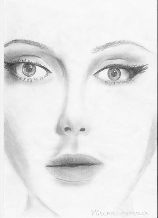 Adele por sunshine26